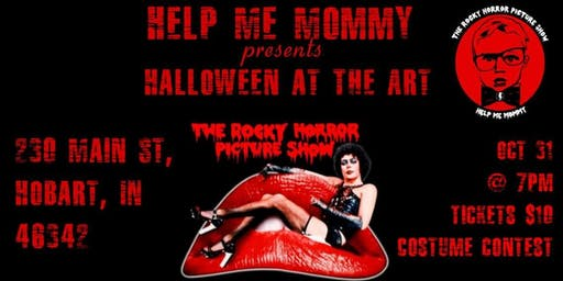 The Rocky Horror Picture Show presented by Help Me Mommy