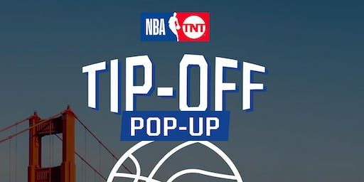 NBA on TNT Tip-Off Pop-Up
