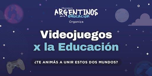VIDEOJUEGOS X LA EDUCACIÓN