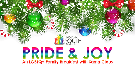 IYG Pride and Joy: An LGBTQ+ Family Breakfast with Santa Claus tickets