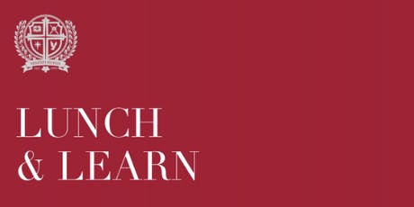 WDCS Lunch & Learn tickets