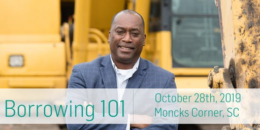 Borrowing 101: Moncks Corner