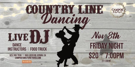 Country Line Dancing Night! tickets