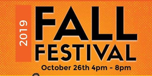 First Church Fall Festival