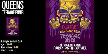 Queens Halloween Teen Disco tickets