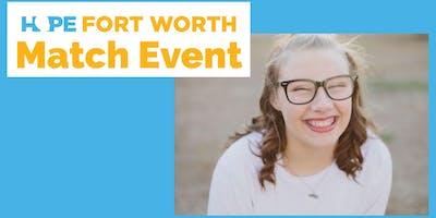 Hope Fort Worth Match Event - Johnson Co