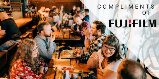 Beers & Cameras with Fujifilm (Featuring the New X-Pro 3)