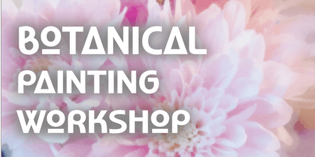 Botanical Painting Workshop tickets