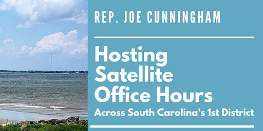 Rep. Cunningham's Summerville Satellite Office Hours