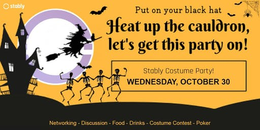 Stably Costume Party