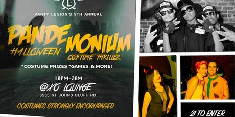 CCG & Party Legion| 9th Annual Pandemonium Costume Party! tickets