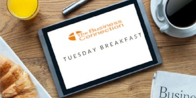 The Business Connection Tuesday breakfast