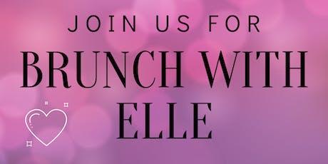 Lewisville - Brunch with Elle tickets