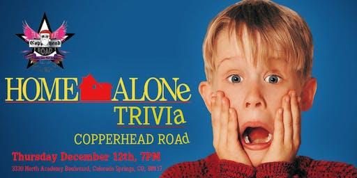 Home Alone Trivia at Copperhead Road