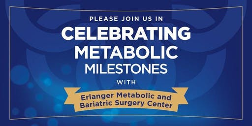 Exhibitors - Erlanger Metabolic Milestone Celebration & Dinner