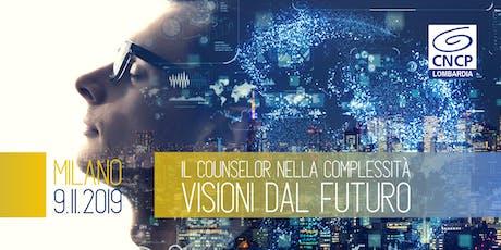 Il Counselor nella complessità: visioni dal futuro biglietti