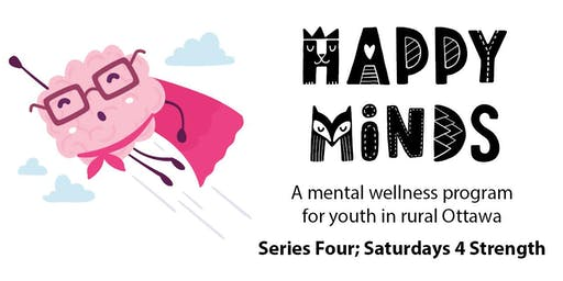 Happy Minds Series Four; Saturdays 4 Strength Flying Squirrel Field Trip