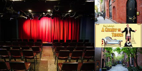 """""""A Comedy of Tenors"""" Performance @ Amateur Comedy Club, NYC Theatrical Club tickets"""