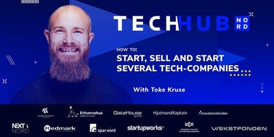 Start, sell and start several tech-companies