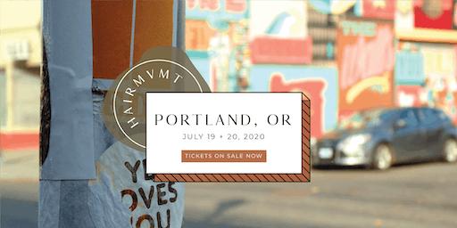 HAIRMVMT // Portland, OR