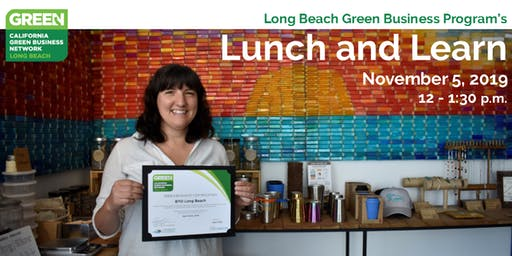 Green Business Lunch and Learn
