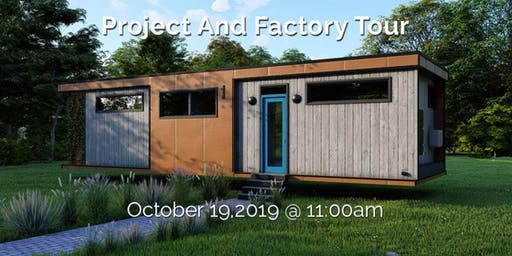 EcoCraft Homes Project And Factory Tour