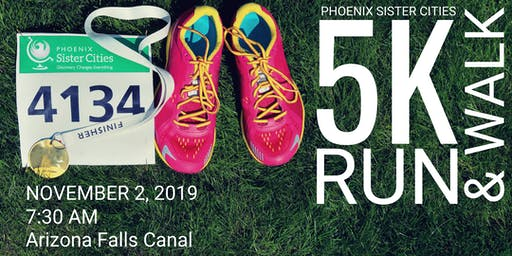 Phoenix Sister Cities 5K Run & Walk