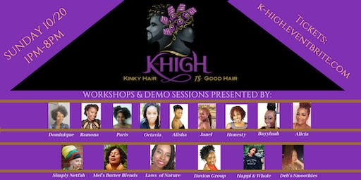 Urban Natural Hair, Health & Wellness Event