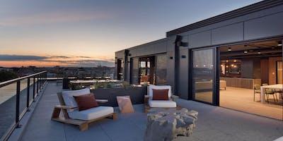 Rooftop Biergarten at The Clifton