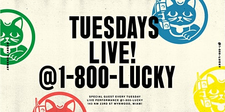 LIVE MUSIC TUESDAYS tickets