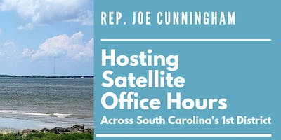Rep. Cunningham's Bluffton Satellite Office Hours