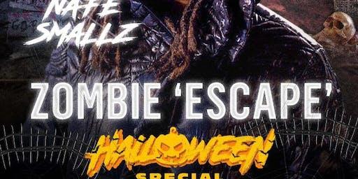ZOMBIE ESCAPE- LIVE PERFORMANCE BY NAFE SMALLZ