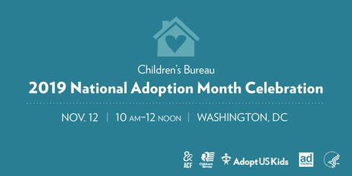 2019 National Adoption Month Celebration