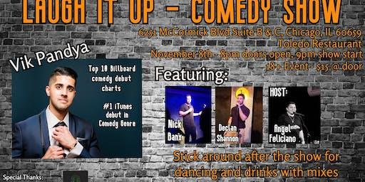 Laugh It Up Comedy Show