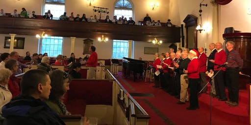 Noonday Concert Series: Holiday Sing-Along with ChoralArt & Bob Russell