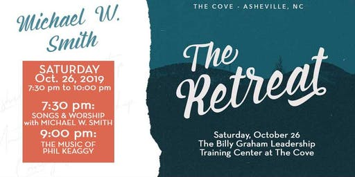 MICHAEL W. SMITH & FRIENDS at THE COVE (Saturday Evening Events Only)
