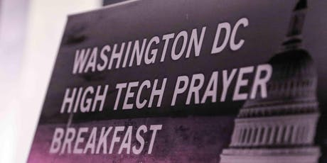 3rd Annual Washington DC High Tech Prayer Breakfast tickets