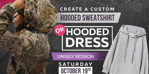 "LET'S SEW SPORTWEAR ""CREATE A HOODIE OR HOODED DRESS"""