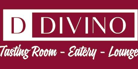 Divino Tasting Room - Grand Opening Reception! tickets
