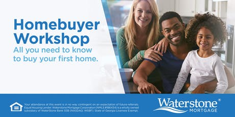 Homebuyer Workshop - All you need to know to buy your first home! tickets