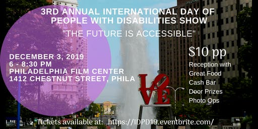 3rd Annual Independence Day of People w/Disabilities Show