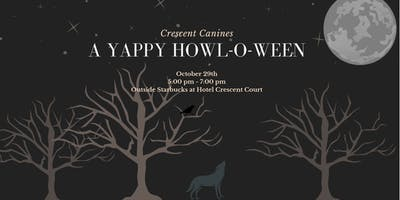 A Yappy Howl-O-Ween
