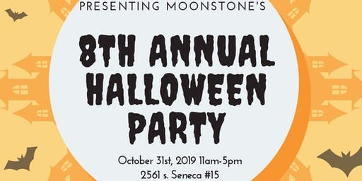 8th Annual Halloween Party