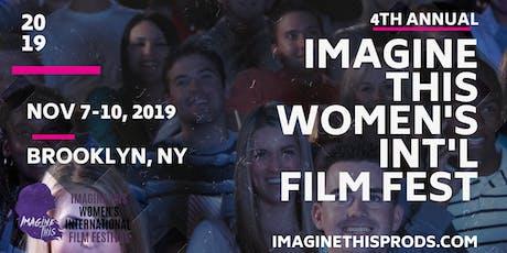 IMAGINE THIS WOMEN'S INTERNATIONAL FILM FESTIVAL SHORT BLOCK THREE tickets