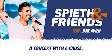 Spieth & Friends tickets