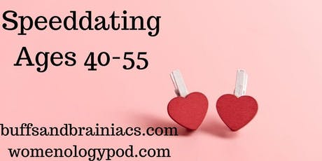 Chemistry  Speed Dating Party Singles 40-55 tickets