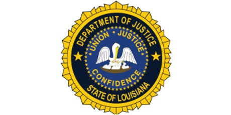 LADOJ Protecting Louisiana's Families tickets