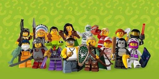Awesome Autumn Lego Bingo!