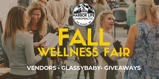 Harbor Life Chiropractic Fall Wellness Fair