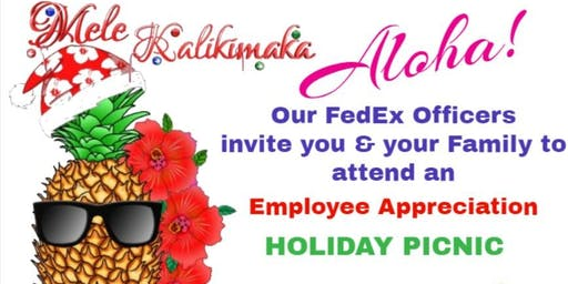 FedEx Employee & Family Holiday Picnic